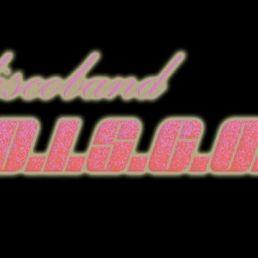 D.I.S.C.O. LIVE DISCOBAND incl. sound and light