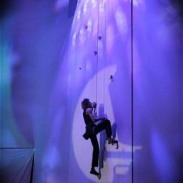 Abseil Opening Show