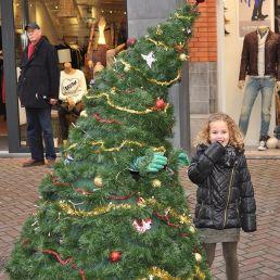 Karakter/Verkleed Amstelveen  (NL) Wandelende Kerstboom