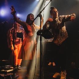 Band Amerongen  (NL) Benjamin Fro - Liveband