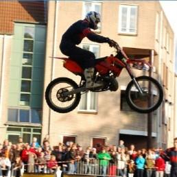 Stuntshow Daring Dantes