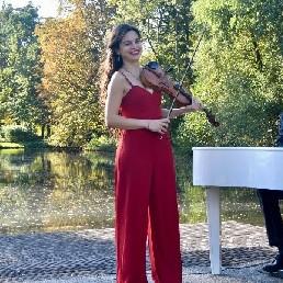 Violist Amsterdam  (NL) Viool&Piano