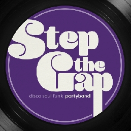 Band Utrecht  (NL) Step the Gap - Disco Partyband