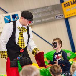 Clown Heino  (NL) Showclown