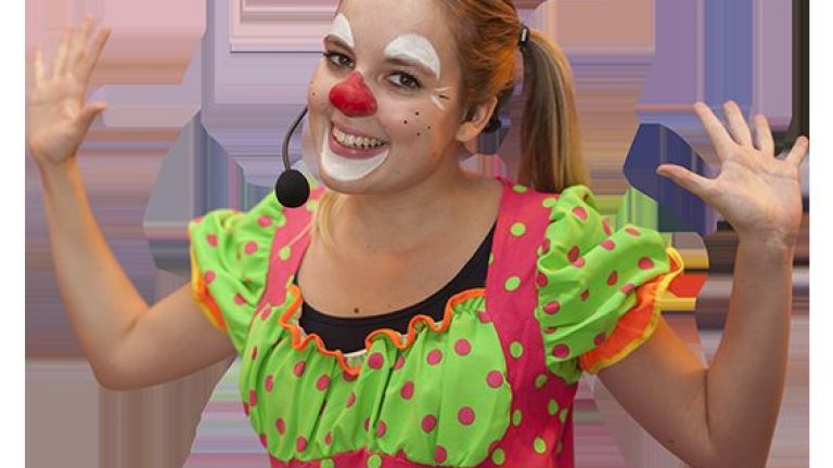 Minidisco Clown