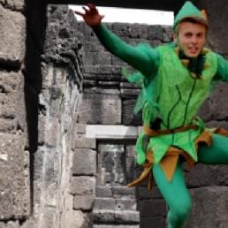 Peter Pan & Kapt. Haak