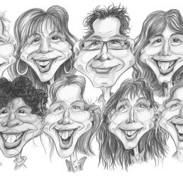 Caricature-Drawer-Quick-Drawer
