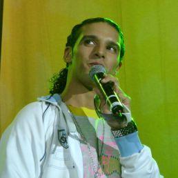 Singer (male) Almere  (NL) Een Rap Op Maat van Ali B