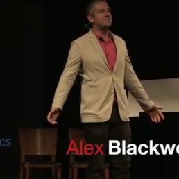 Keynote Speaker - Alex Blackwood
