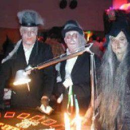Horror / Halloween Figuranten