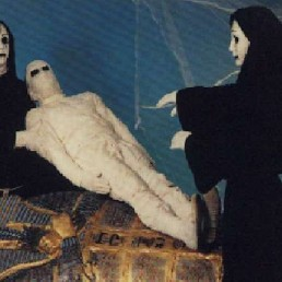 Actor Hellevoetsluis  (NL) Mummy act