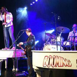 Band Almere  (NL) Booming Pianos Small