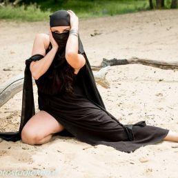 Buikdanseres Aaliyah