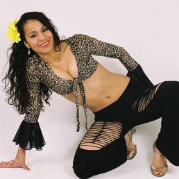 Buikdanseres Mariana