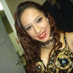 Buikdanseres Paulina