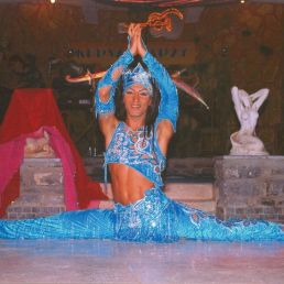 Male belly dancer Prens Alex (Turkey)