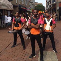 Brassband Percussieband Exotica 5 man