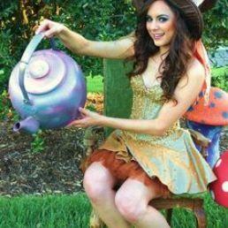 Alice in wonderland gogodanseressen