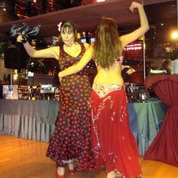 Danser Lelystad  (NL) Bellydance - Flamenco act
