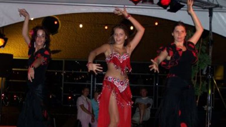 Bellydance - Flamenco act
