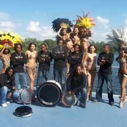 Amanecer - Braziliaanse band / percussie