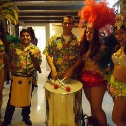 Percussie band Alegria