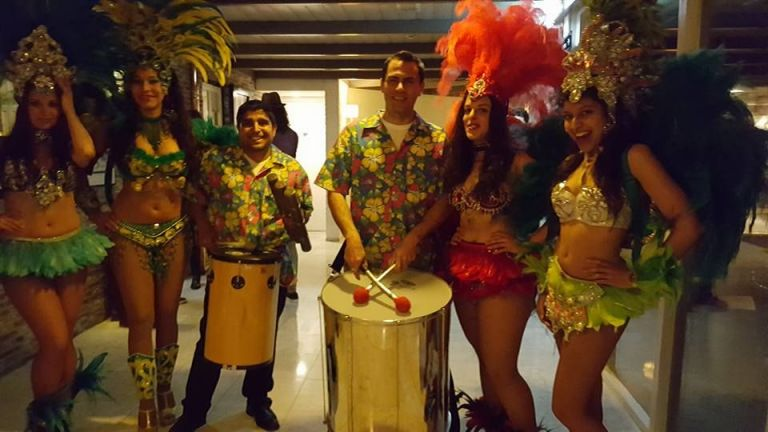 Percussion band Alegria