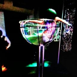 Champagne / Martini glass - Dance Act