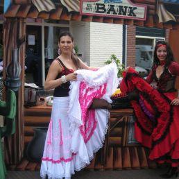 CanCan danseressen