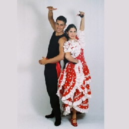 Flamenco show | Spanish dancer / dancer