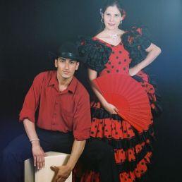 Flamenco show | Spanish dancer / dancer