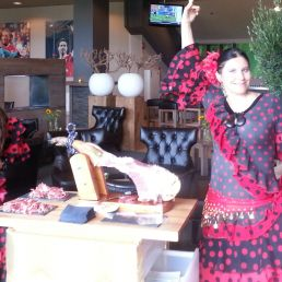 Dance group Lelystad  (NL) Pata Negra Flamenco dancers