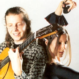 Duo Alegria - Laura en Alvaro