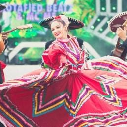 Band Lelystad  (NL) Mariachis - Mariachi serenade muziek