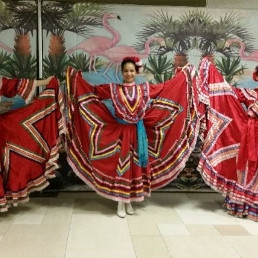 Dansgroep Lelystad  (NL) Mariachi dansers en danseressen