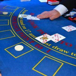 Sport/Spel Hellevoetsluis  (NL) Blackjack tafel