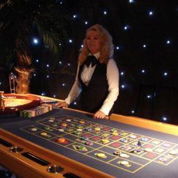 Casino verhuur