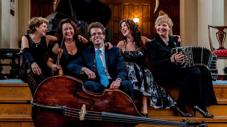 Cuarteta Tangata & Jeannine Geerts