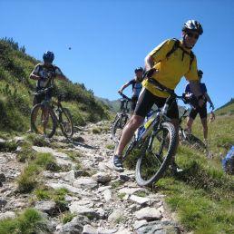 Sport/Spel Amersfoort  (NL) Mountainbiken
