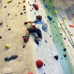 Sports/games Amersfoort  (NL) Climbing