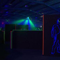 Sport/Spel Amersfoort  (NL) Lasercombat