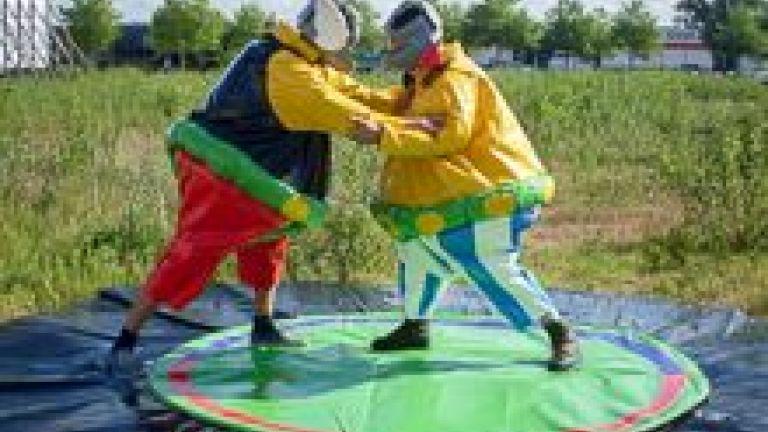 Asterix en Obelix Olympische spelen