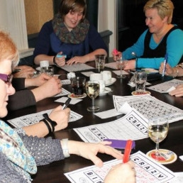 Sports/games Amersfoort  (NL) Crazy Bingo