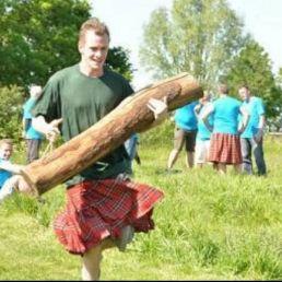 Schotse spelen Junior