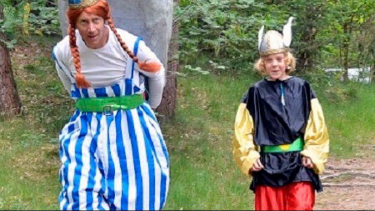 Asterix & Obelix Olympic Junior Games