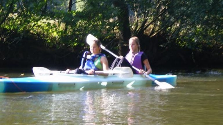 Guided Canoeing