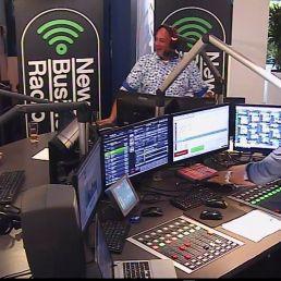 Radioshow op locatie