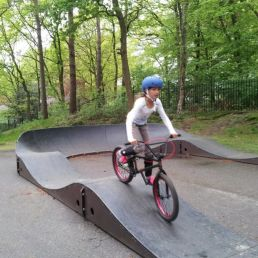 Sports/games Amersfoort  (NL) BMX Pumptrack