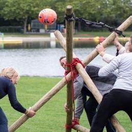 Sports/games Amersfoort  (NL) Catapult