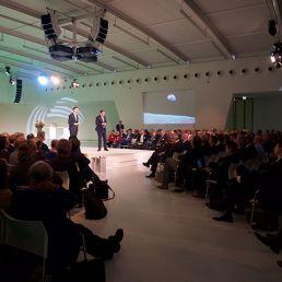 Speaker Leeuwarden  (NL) Klimaatverandering & Energietransitie